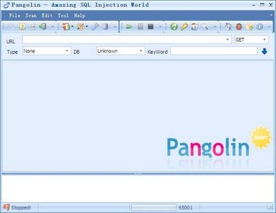 img Pangolin | SQL ইন্জেকশান টেস্টিং টুলস