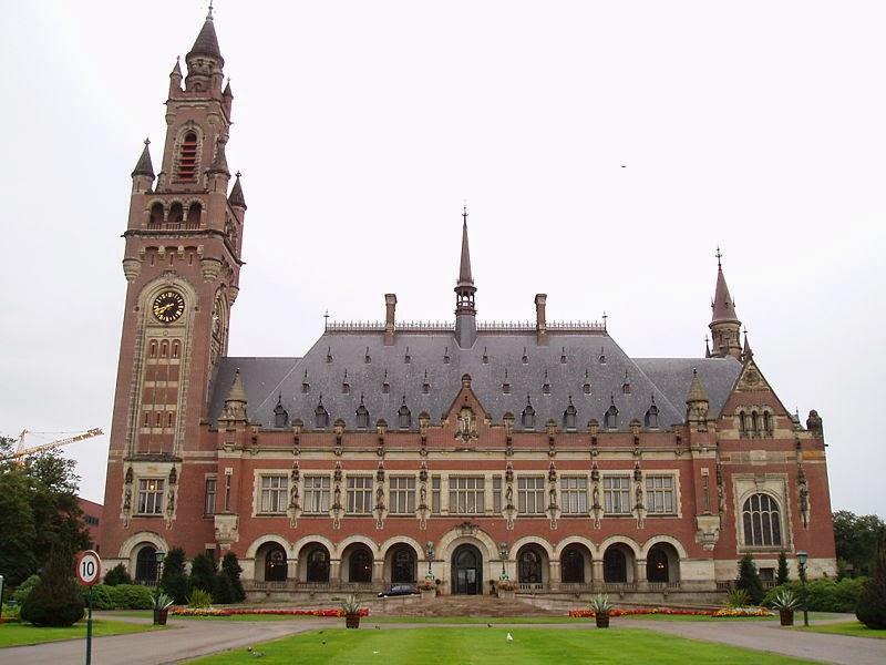 Pengertian Mahkamah Internasional