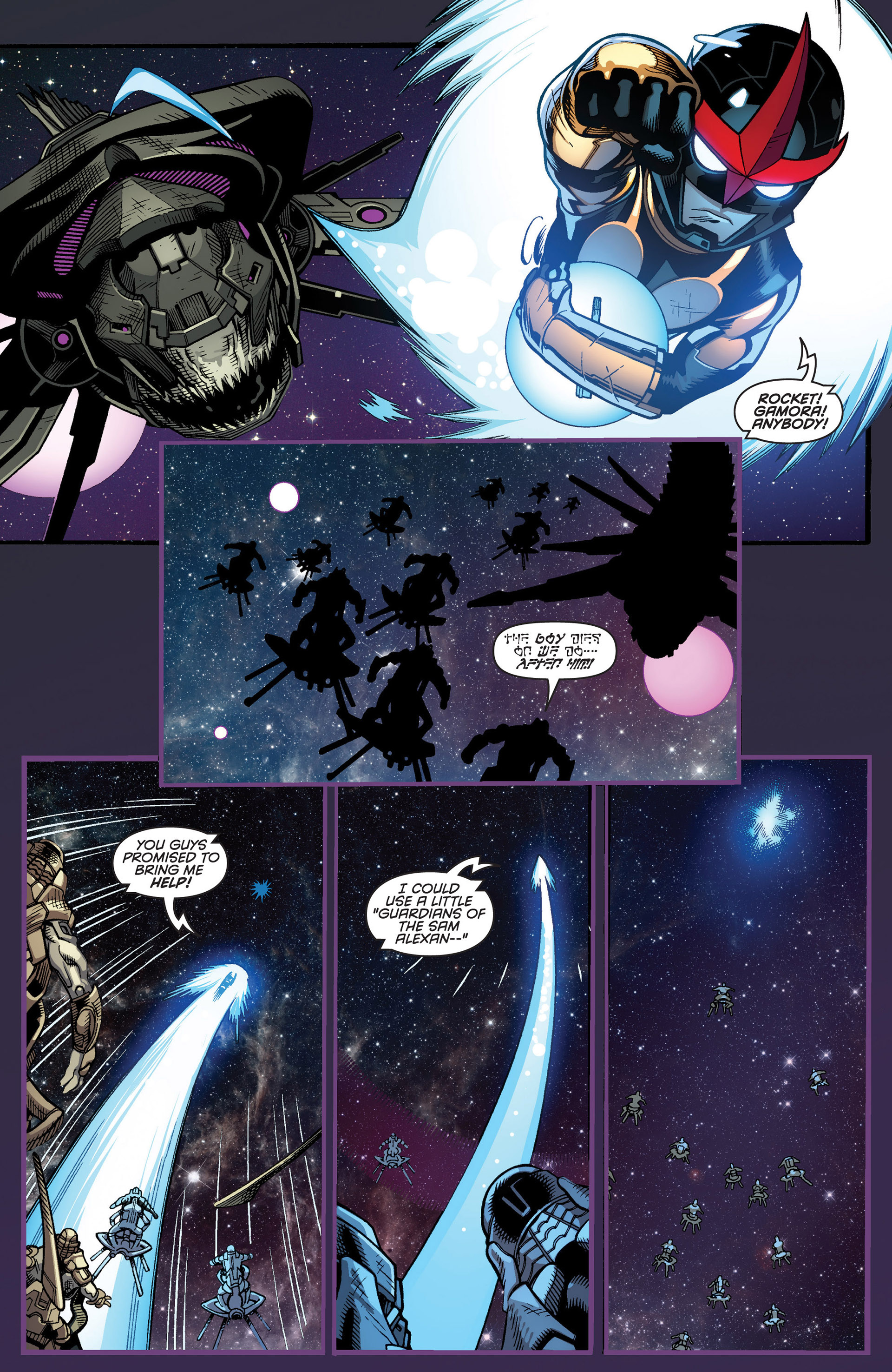 Nova (2013) - Chapter  4   pic 16