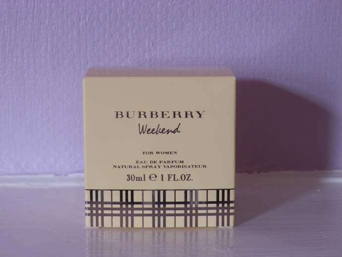 Burberry Weekend, a fragrance by Burberry