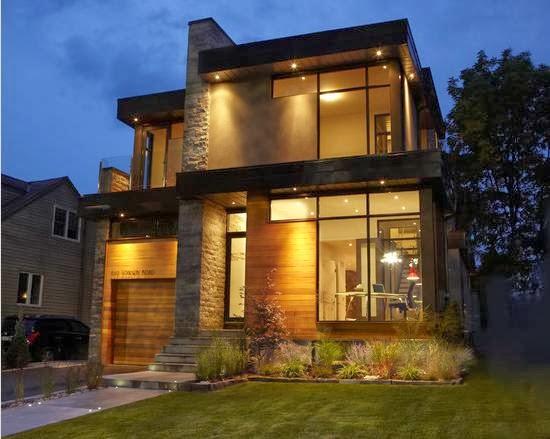 Contoh Design Teras Depan Rumah
