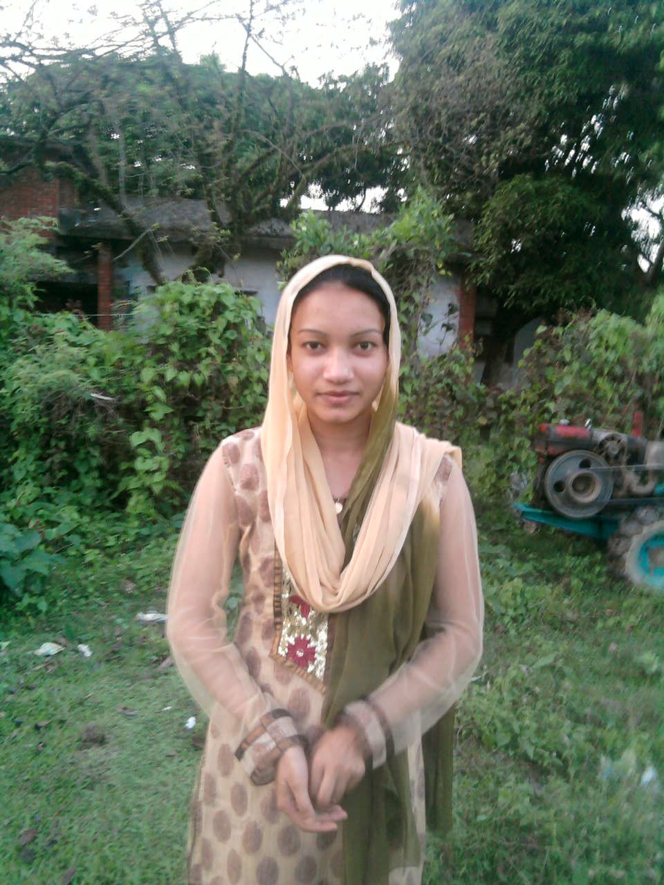 Nice bangladeshi girl with american muscle guy 7