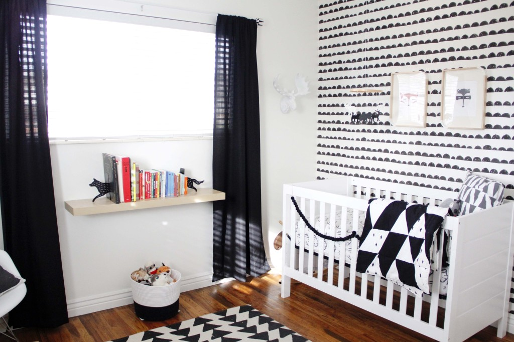 http://projectnursery.com/projects/finns-black-white-woodland-nursery/