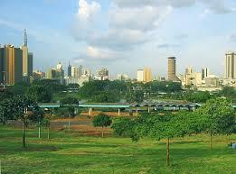 Nairobi Green City in the Sun