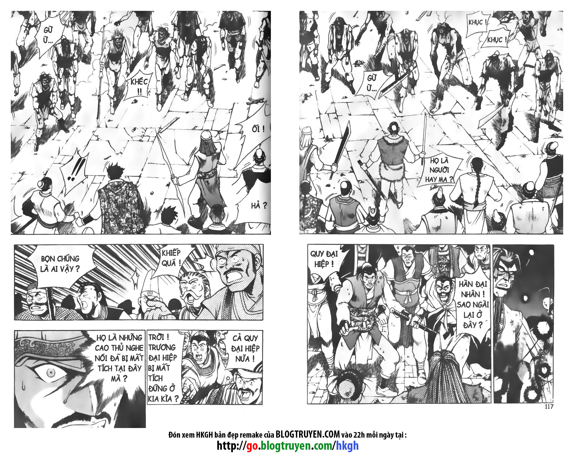 Hiệp Khách Giang Hồ chap 135 page 10 - IZTruyenTranh.com