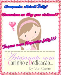 Campanha Artesã Feliz!!!!