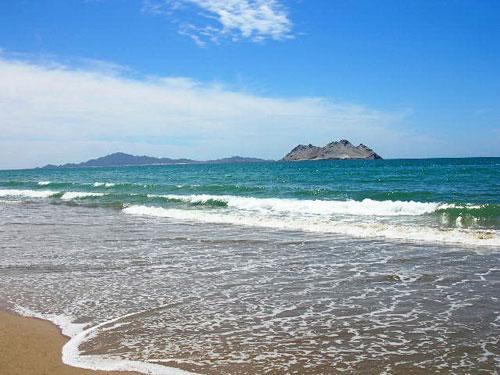 RV Beach vacation destination bahia Kinoe