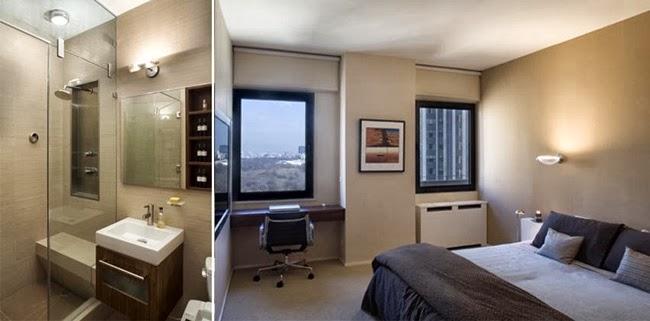 Casas minimalistas y modernas apartamentos modernos for Aptos modernos
