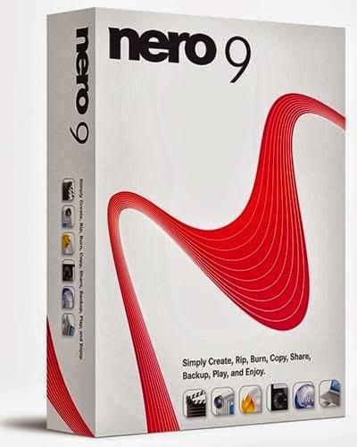 تحميل برنامج نيرو الاصدار 9 مجانا nero 9 free download