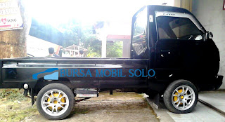 Dijual Carry pick up 86 Solo