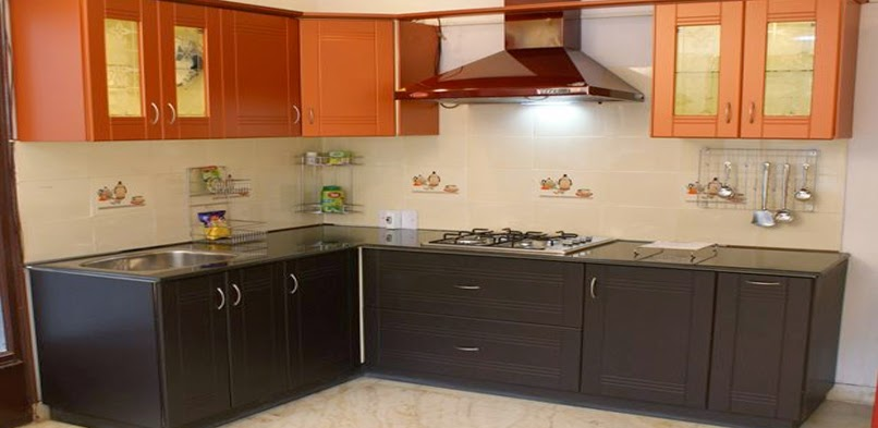 Wood rose interiors for Kitchen design korner
