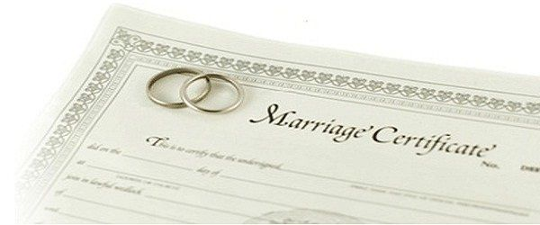 How to apply for marriage certificate in India?