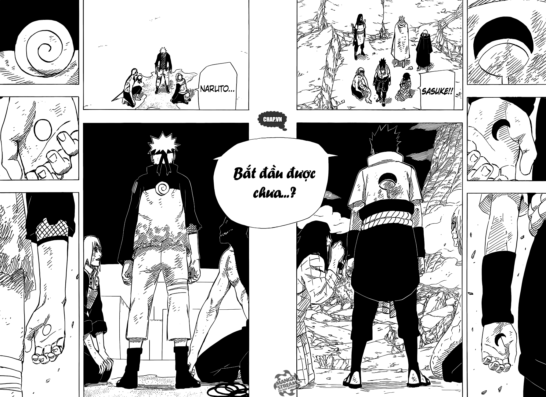 Naruto chap 672 Trang 2 - Mangak.info