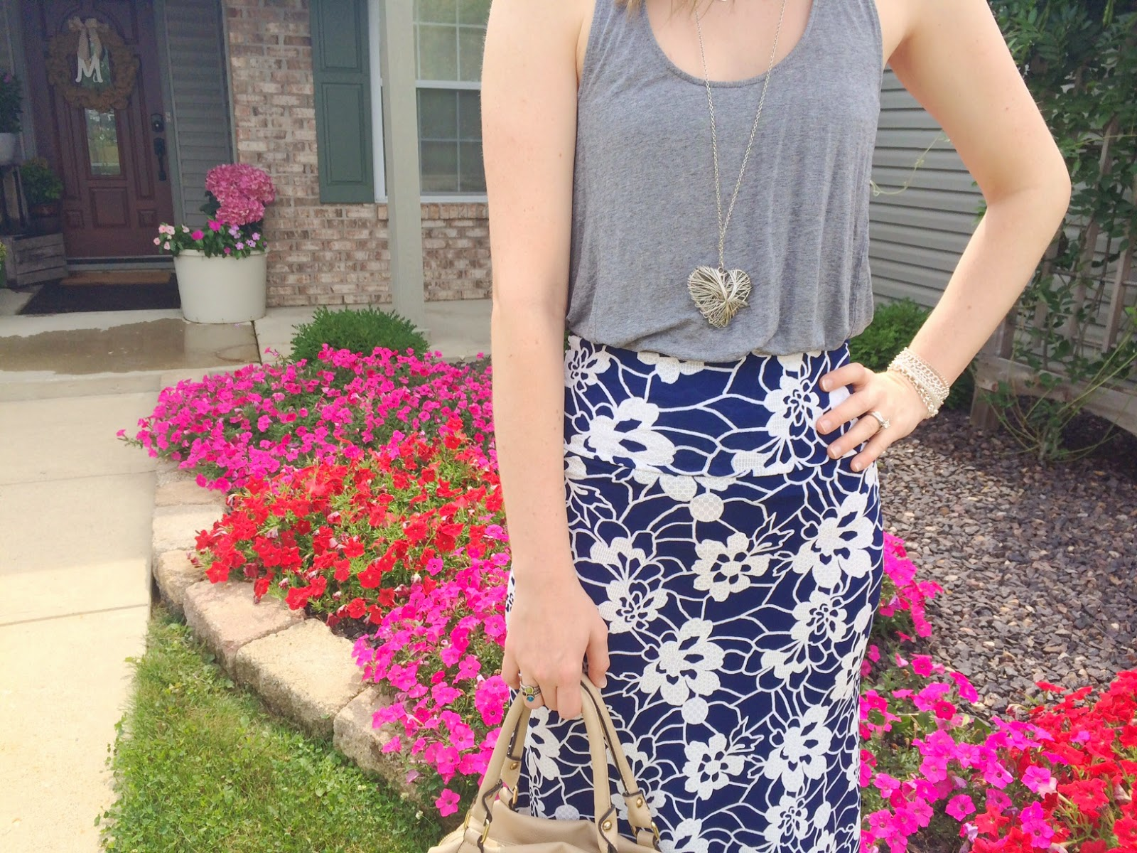 Maxi Skirt for Summer