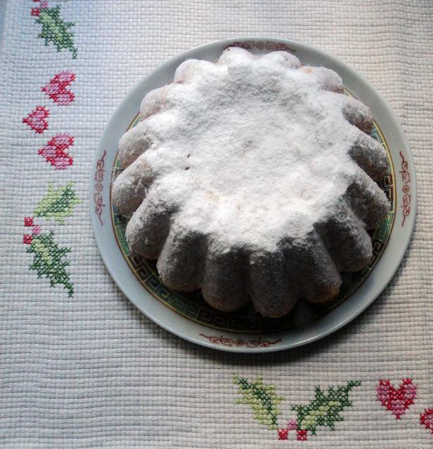 receta casera Pandoro, Navidad