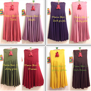 HOT SELLING : MOMO SUPERFLARE SKIRT