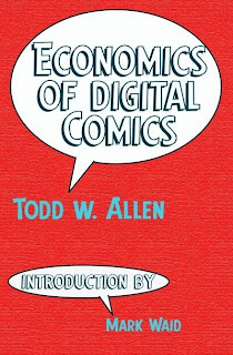 Economics of Digital Comics cover