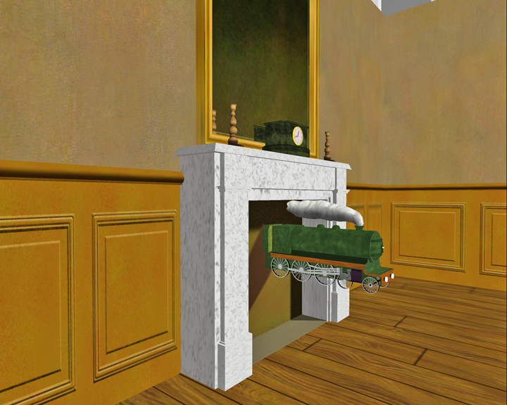 a surrealistic painting time transfixed by rene margritte 1930-1942 back to brussels world war ii  time transfixed 1938 the witness- 1938  during that time rene became involved with the young surrealist model known .