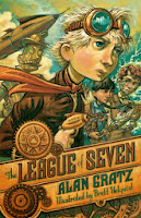 Cover of The League of Seven by Alan Gratz