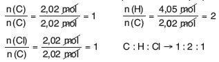 Dividir Numero de moles de los elementos ejercicio resuelto de formula empirica y molecular