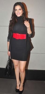 Sunny Leone in India