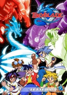 Beyblade (2002) S01E02 The Blade Raider TVrip Dual Audio 100Mb