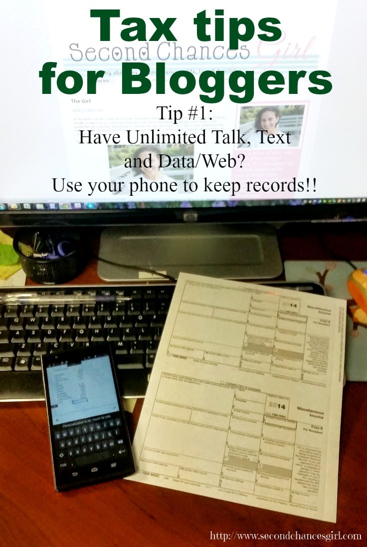 Tax Tips For Bloggers #MaxYourTax #ad