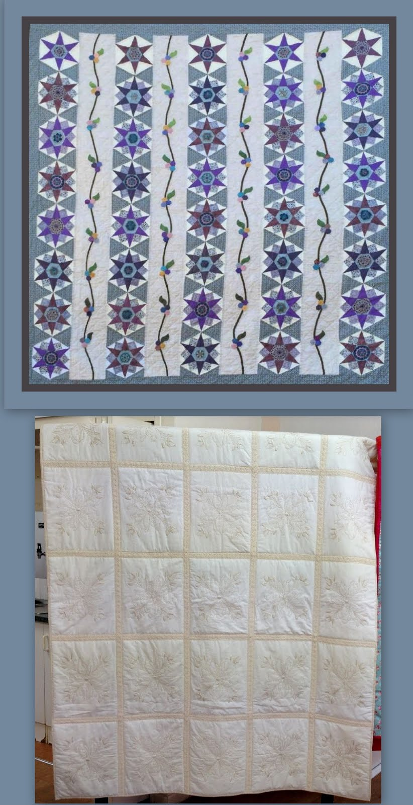 2015 Quilt Show Raffle Quilts