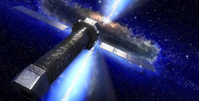 Athena X-ray Observatory. Credit: ESA