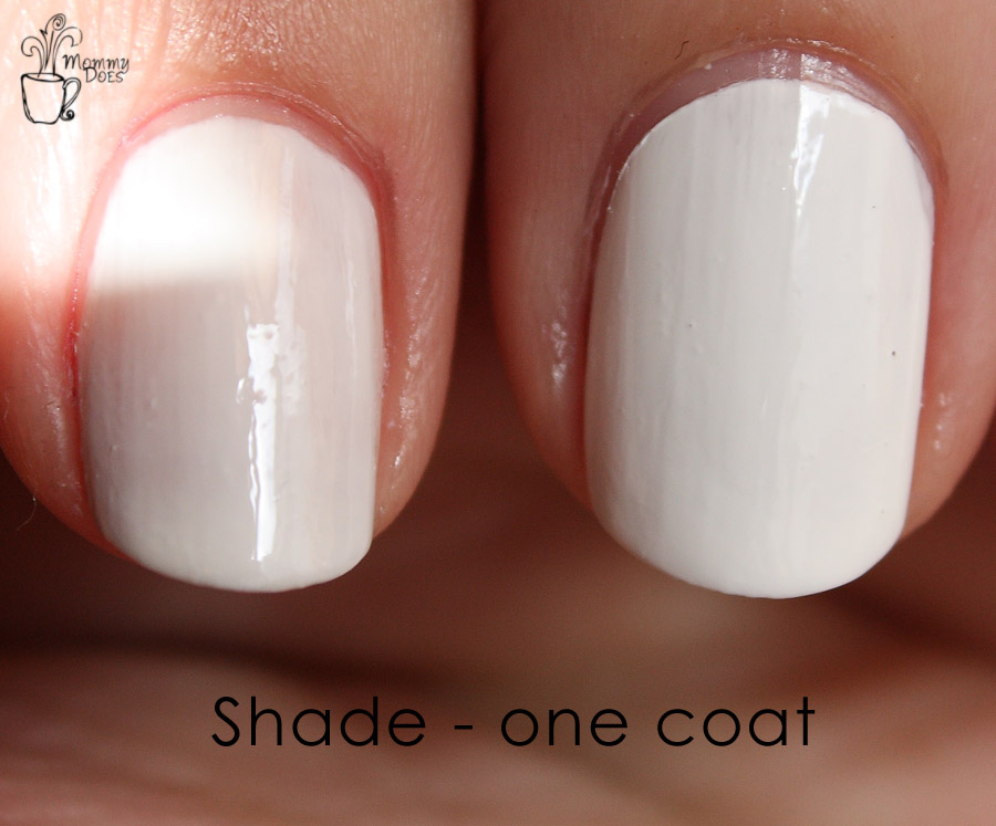 Picking your white  Zoya Purity vs  Zoya Snow WhiteZoya Snow White