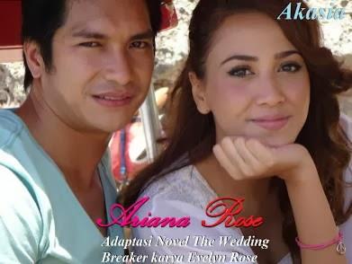Foto Keith Foo dan Nur Fathia dalam Ariana Rose