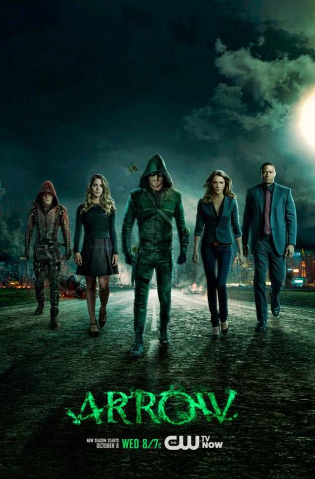 Arrow 3ª Temporada