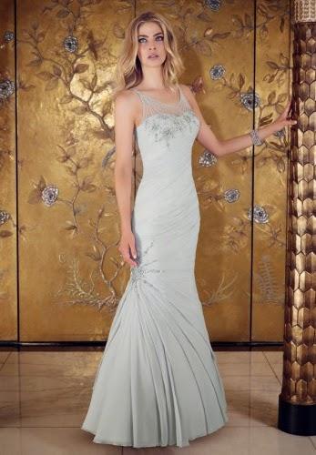 kjole der ligner jovani