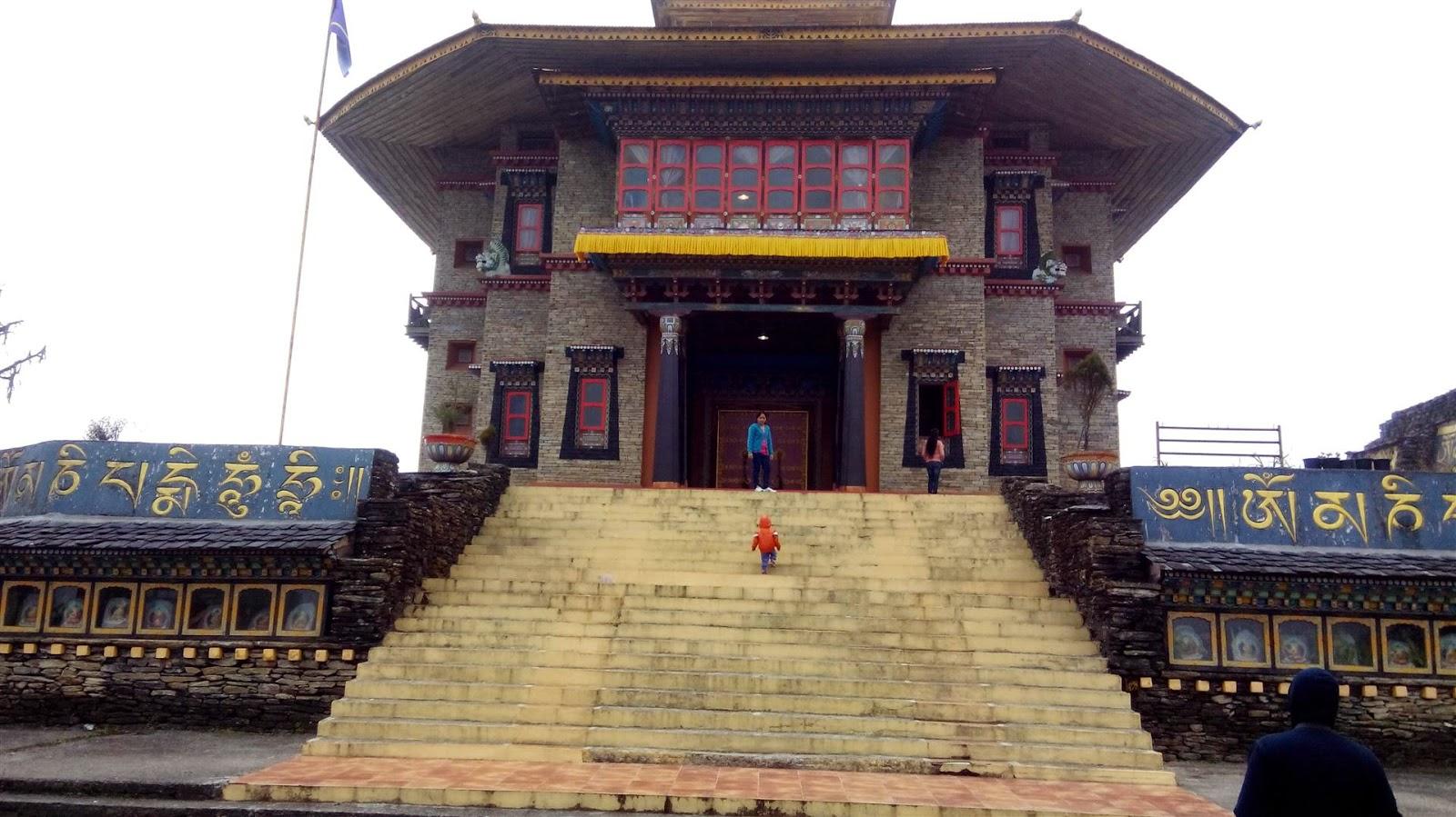 Rabong Monastery, Ravangla