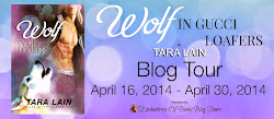 WOLF IN GUCCI LOAFERS by Tara Lain Blog Tour & Giveaway