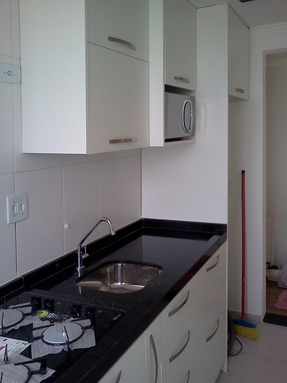Cozinha apartamento MRV #594B49 1200 1600