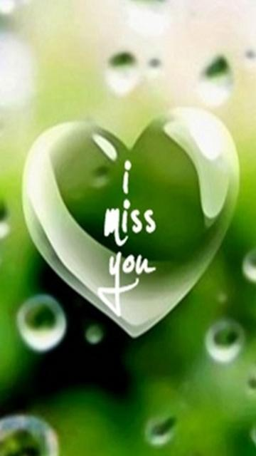i miss you wallpaper for mobile - photo #8
