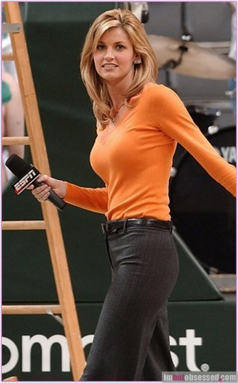 Substance Trumps Style The Erin Andrews Story