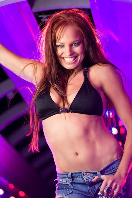 TNA Knockout Christy Hemme