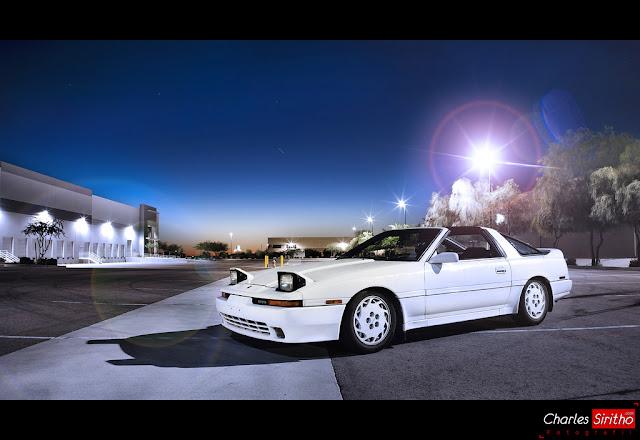 Toyota Supra, MK3, MA70, GA70, JZA70, japoński sportowy samochód, coupe, RWD, R6