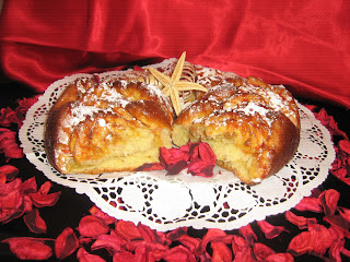 Homemade Sweet Bread