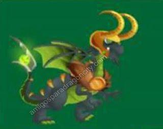 imagen del dragon loki
