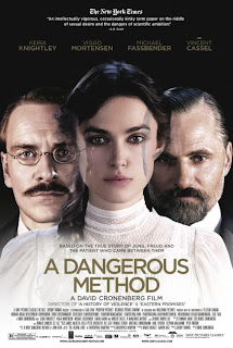 A Dangerous Method poster and IMPawards link