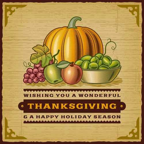Happy Thanksgiving! via www.productreviewmom.com