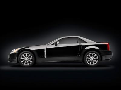 2009 Cadillac XLR Car