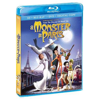A Monster in Paris from Shout Factory