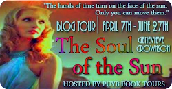 THE SOUL OF THE SUN Blog Tour & Giveaway