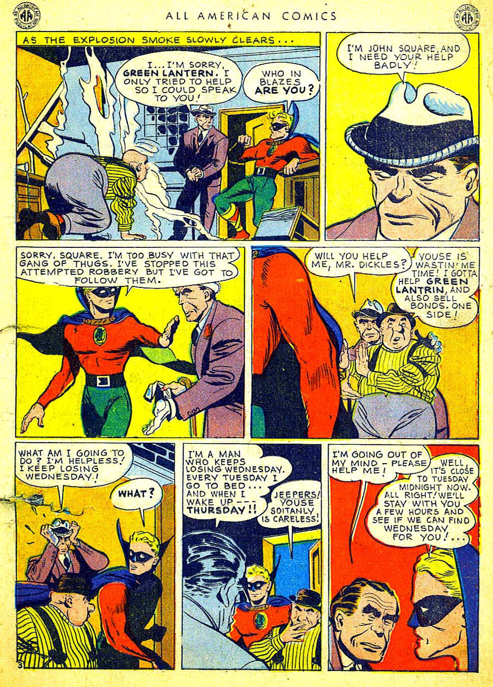 Read online All-American Comics (1939) comic -  Issue #65 - 5
