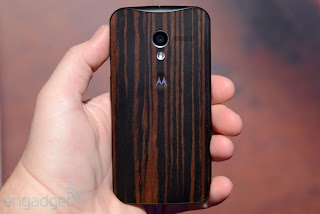 Photo and video phone official Motorola Moto X and colorful shell material
