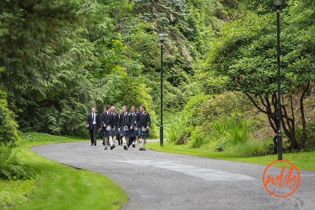 Atholl Palace Hotel Wedding Photography